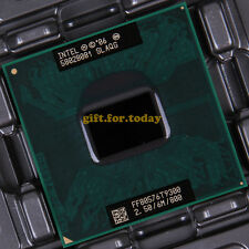 Original Intel Core 2 Duo T9300 2.5 GHz Dual-Core (FF80576GG0606M) Processor CPU