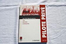 Buch 700 Questions Pilote Priveavion PPL 2 Edition