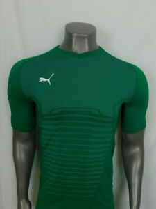 PUMA FINAL EVOKNIT JERSEY Color: Green, New!!!!