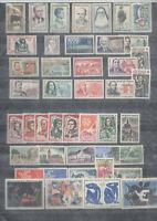 France neufs ** années 1961-1962