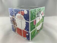 Christmas 3D Puzzle (Rubix Cube Style) NEW