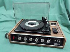 Ottimo GIRADISCHI Vintage Audio STEREORAMA 2000 Deluxe REVISIONATO E FUNZIONANTE