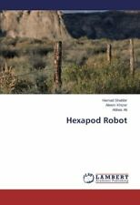 Hexapod Robot.by Hamad  New 9783659489037 Fast Free Shipping.#*=