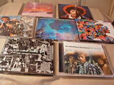JIMI HENDRIX, 7 CD COLLECTION, VALLEYS OF NEPTUNE, WEST COAST SEATTLE BOY, BBC