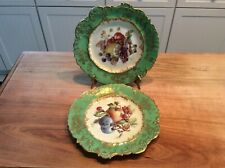 Hammersley Antique Cabinet Plates 2