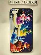 USA Seller Apple iPhone 4 & 4S Anime Phone case Pokemon Cute Eevee Ice Cream