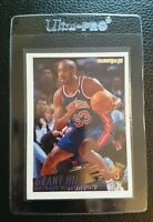 1994 FLEER ROOKIE EXCHANGE #3 GRANT HILL ROOKIE CARD RC DETROIT PISTONS