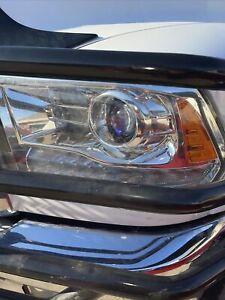 OEM 13-2018 LH Ram 1500 2500 3500 Headlight Left DRIVER TURN LED OEM Complete