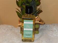 L'OCCITANE Vert & Bigarade Shower Gel Full Size 250 ml/8.4 fl oz New