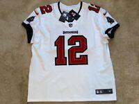Authentic Tom Brady Nike Elite Jersey Mens Size: 40 **GOAT** | eBay
