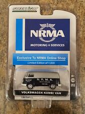 Greenlight *Rare* NRMA Volkswagen Kombi Van T1 Splitscreen 1:64 Scale Model Car