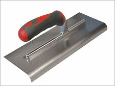 Faithfull - Edging Trowel Soft Grip Handle 11in x 4 3/4in