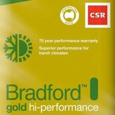 Bradford 105417 Gold High Performance Ceiling Batts