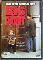 BIG DADDY - UN PAPA' SPECIALE (1999) con Adam Sandler - DVD EX NOLEGGIO COLUMBIA