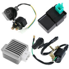 Ignition Coil CDI Regulator Relay For 50/70/90/110cc GIO Kazuma Baja Sunl ATV