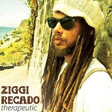 Ziggi Recado - Therapeutic (2014)  CD  NEW/SEALED  SPEEDYPOST
