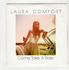(FZ442) Laura Comfort, Come Take A Ride - 2014 CD