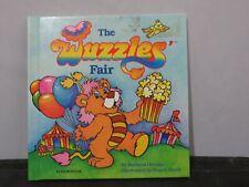 Vintage 1986 The Wuzzles Fair Hardcover Children's Book