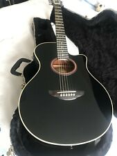 Yamaha APX5A Electric Acoustic Guitar With Hard Case