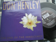 "Don Henley The End Of The Innocence Geffen Records GEF 57 UK Vinyl 7""  45 Single"