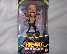 WCW Buff Bagwell Head Ringers Figur auf Podest ca.20cm  Wrestling---Neu,OVP,RAR