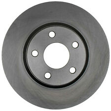 Disc Brake Rotor-Non-Coated Front ACDelco Advantage 18A813A