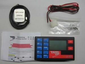 Terratrip 202 GeoTrip Rallye Computer GPS Wegstreckenzähler Tripmaster v5