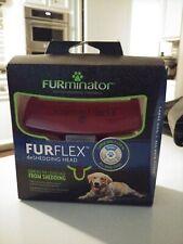 FURMinator - FURFLEX deSHEDDING HEAD + HANDLE - Large dog >50 lbs.