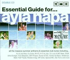 Ayia Napa-Essential Guide for (2000) N'n'G feat. Kallaghan, K-Ci & Jojo.. [2 CD]