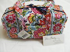 Vera Bradley HOPE GARDEN Original Shoulder 100 CLASSIC Zippered PURSE DUFFEL NWT