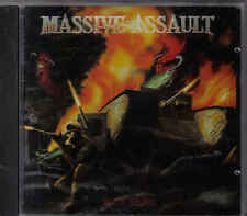 Massive Assault-Death Strike cd album