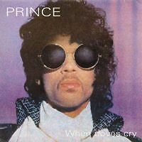 PRINCE When doves cry FR Press SP