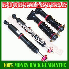 For 92-97 BMW 3 Series & E36 M3 Coilover Suspension Kit shock strut Red