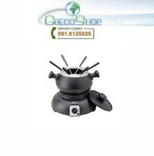Set fonduta elettrico per cioccolato e formaggio con accessori 1200W AFK-FS-1200