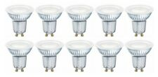 10 x OSRAM LED BASE PAR16 Glas GU10 Strahler 4.3W=50W 120° 4000K Germany