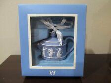 Wedgwood Dancing Hours Teapot Ornament Lnib