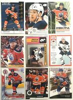 Connor Mcdavid 9 Card Lot Upper Deck MVP O-Pee-Chee Synergy Edmonton Oilers