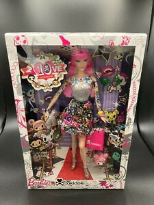Barbie Tokidoki Doll - 10th Anniversary - Black Label / New