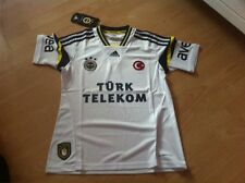 Fenerbahce Istanbul Fussballtrikot weiß Gr. S weiß/ neu/