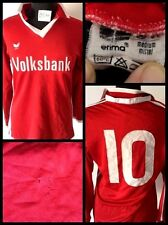 Maglia calcio erima volksbank trikot fussball jersey made west germany vintage