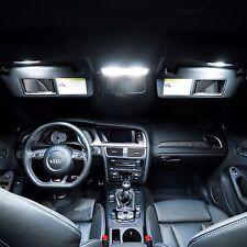 Audi A6 S6 C6 4F Avant LED Innenraumbeleuchtung Set Premium XXL WEISS 6500k