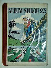 SPIROU  ** ALBUM N° 23 (N°490 A 506 DE 1947) **  TBE