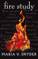 (Very Good)-Fire Study (The Chronicles of Ixia) (Paperback)-Snyder, Maria V.-184