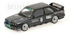 Bmw M3 Team Vogelsang Harald Grohs Dtm 1987 1:43 Model MINICHAMPS