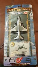 2005 - AV 88 Harrier - Hot Wings Diecast Collectable Planes - Military Series