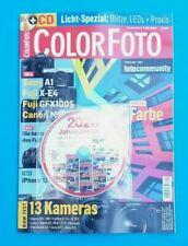 Color Foto  4/2021 mit CD Jahresinhalt 2020 NEU + ungelesen