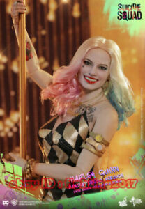 Hot Toys 1/6 MMS439 Suicide Squad Harley Quinn Dance Dress Version