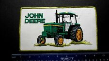 Embroidered patch huge JOHN DEERE TRACTOR SMIT ESTATE 1970s v1 extraordinary