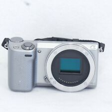 Sony NEX-5R 16.1MP Mirrorless Digtial Camera (Body Only) Silver NEX-5R/S