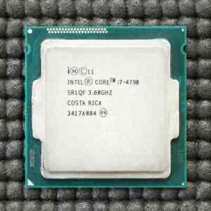 Intel Core i7-4790 3.60GHz Quad-Core CPU